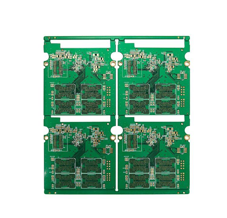PCB多层板(固态硬盘线路板)