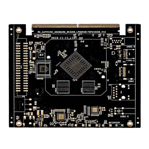 10层HDI电路板(PCB线路板)
