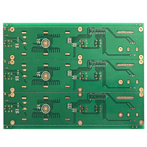 双面模块绑定电路板