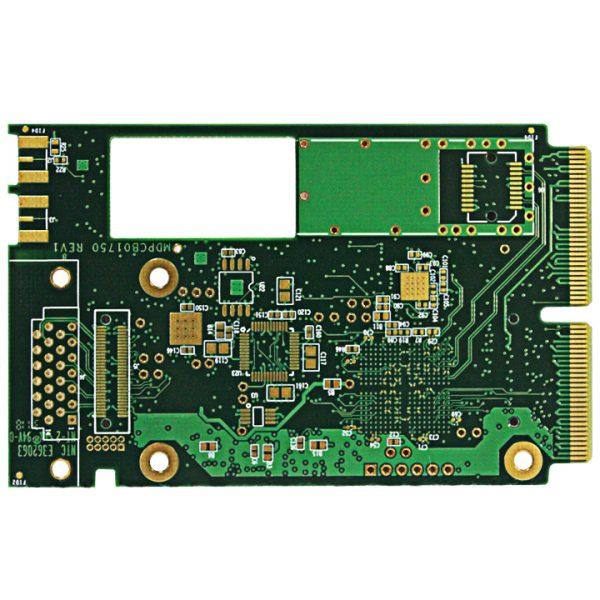多层PCB电路板/金手指线路板
