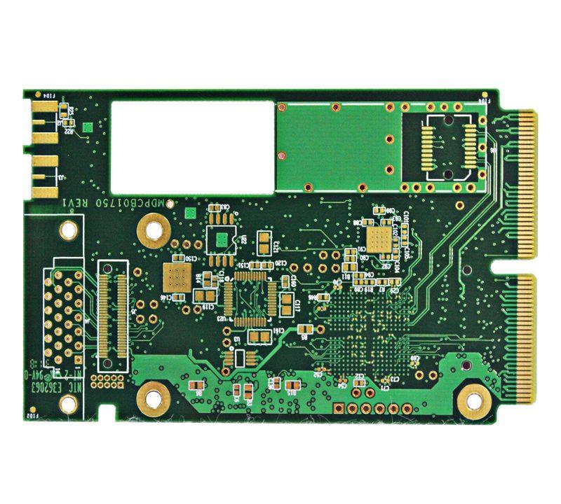 金手指多层PCB线路板/电路板