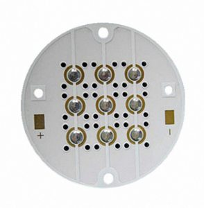 导热系数LED铝基板